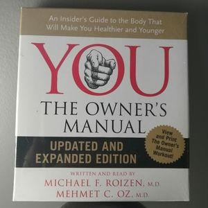 You The Owner's Manual Audiobook